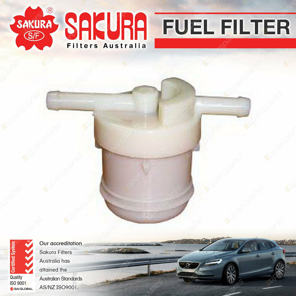 medium resolution of details about sakura fuel filter for mazda 323 astina protege familia bd bf bg bw fa ptrl 4cyl