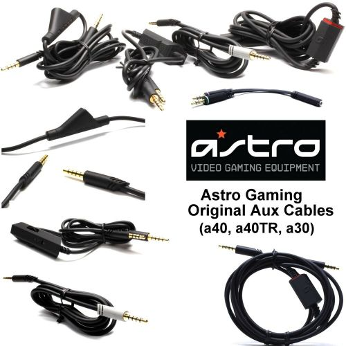 small resolution of details about new astro a40 original aux cable inline mute aux pc tr for astro a40 tr a30 a10
