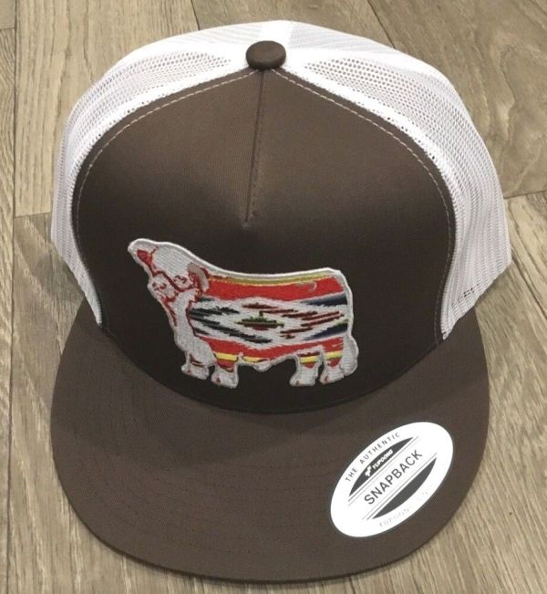 14c34ca1 Lazy J Serape Hats - Year of Clean Water