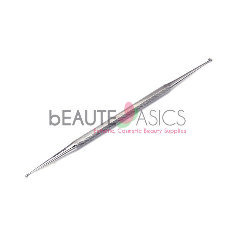 Curette Nail Cleaner Stainless Steel Manicure Pedicure
