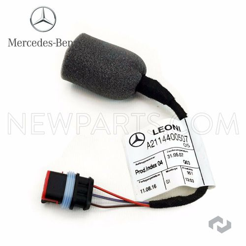 small resolution of details about for mercedes w203 w209 w211 w219 cls500 fuel tank sender wiring harness genuine