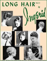 1950s atomic hairstyle book create