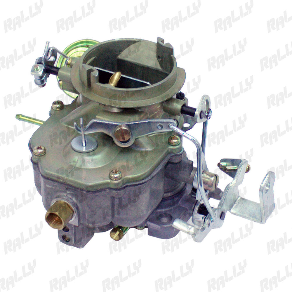 318 V8 Engine Diagram 161 New Carburetor Type Carter Bbd Lowtop Chrysler Dodge