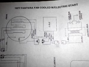 Arctic Cat Wiring Diagram 1977 Pantera Fan Cooled Electric