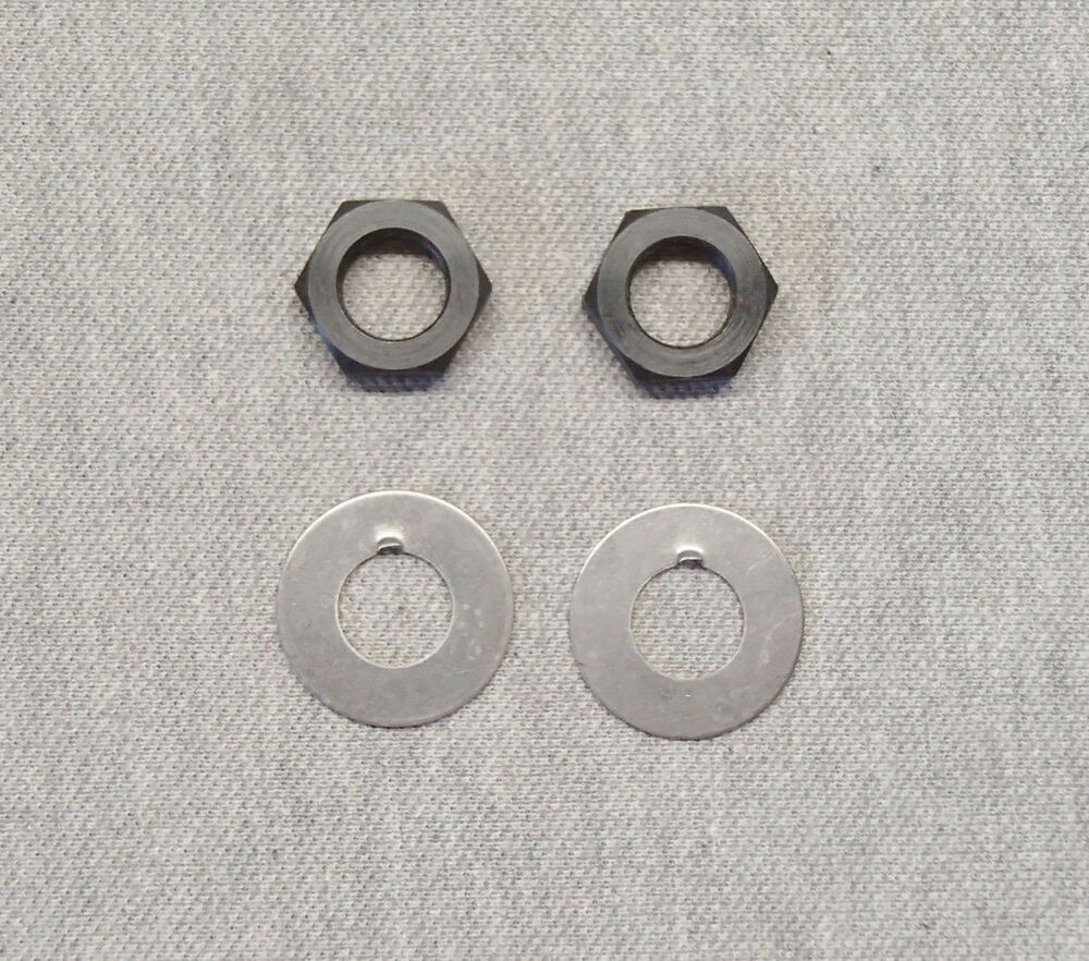 Ducati Bevel Single & Twin Cam Nut Set, 250 350 450 750