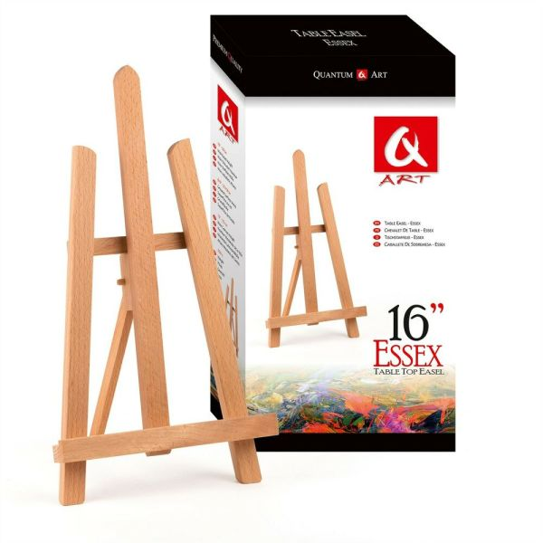 Wooden Table Top Art Easels