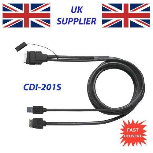 small resolution of for pioneer cd iu201s iphone 3gs 4 4s ipod avh p8400bh cable replacement ebay