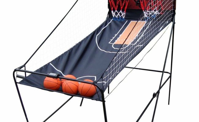 New Indoor 2 Player Basketball Arcade Game Electronic Led