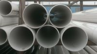 "16"" inch diameter schedule 40 pvc pipe (1foot length) 