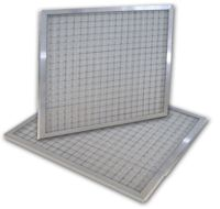 20x20x1 Permanent Washable Electrostatic HVAC Filter with ...