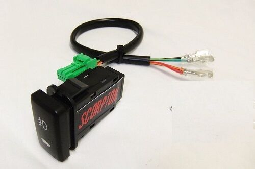 Toggle Switch Wiring Diagram Toyota Tacoma Fog Light Switch Amp Harness Adapter For A Kc