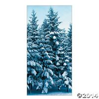 CHRISTMAS or FROZEN Themed Party Decoration Wall DOOR ...