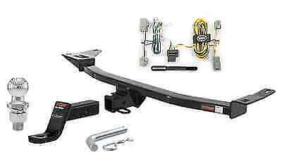 Curt Class 3 Trailer Hitch Tow Package for Ford Five