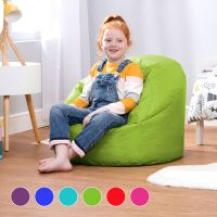 Childrens BEANBAG Cup CHAIR Kids Seat TEEN Indoor Outdoor