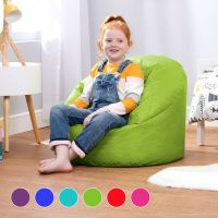 Childrens BEANBAG Cup CHAIR Kids Seat TEEN Indoor Outdoor ...