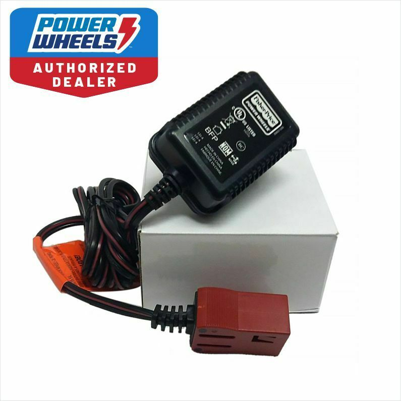 Power Wheels 6 Volt Charger For 00801 Auto Electrical Wiring Diagram