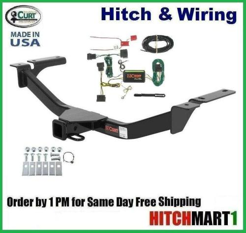 small resolution of details about class 3 curt trailer hitch wiring for 2007 2010 ford edge 13067