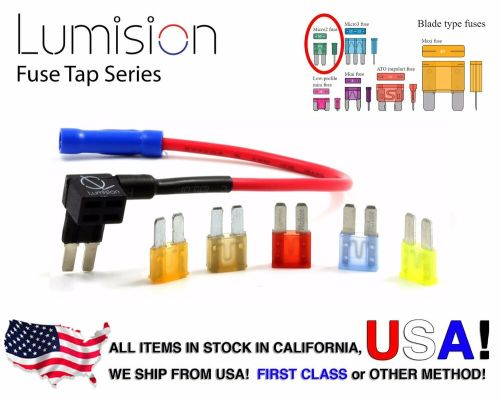 small resolution of details about new add a circuit blade style atr micro 2 fuse holder fuse tap micro2 fuse set