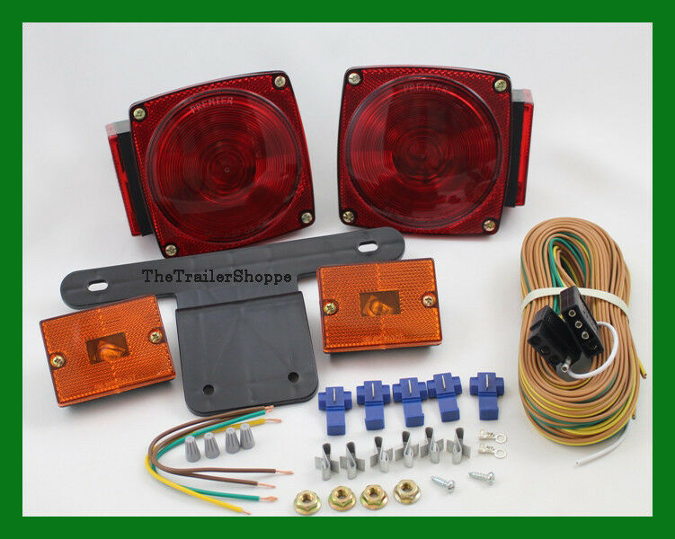 Wiring Harness Kit For Boat Trailer
