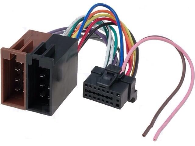 Sony Car Stereo Wiring Colors Sony Car Stereo Wiring Harness Sony