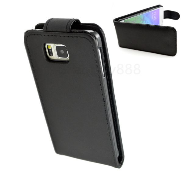 Flip Leather Cell Phone Pouch Case Cover Skin For SAMSUNG