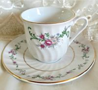 48 Celestine Inexpensive Bulk Discount Tea Cups Teacups