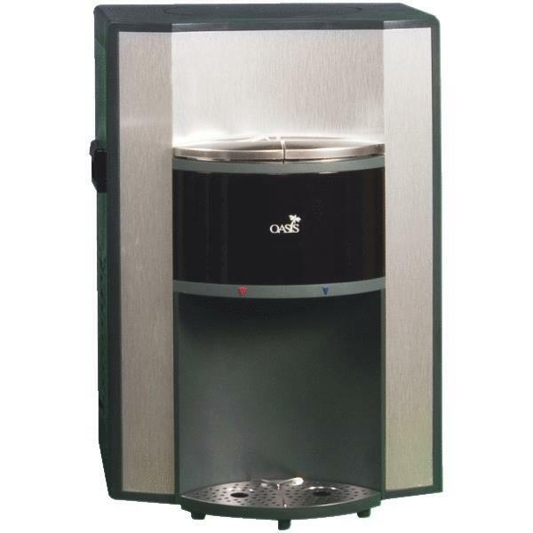 Countertop Bottleless Water Cooler 120v Oasis Hot/cold Bottleless Countertop Water Cooler