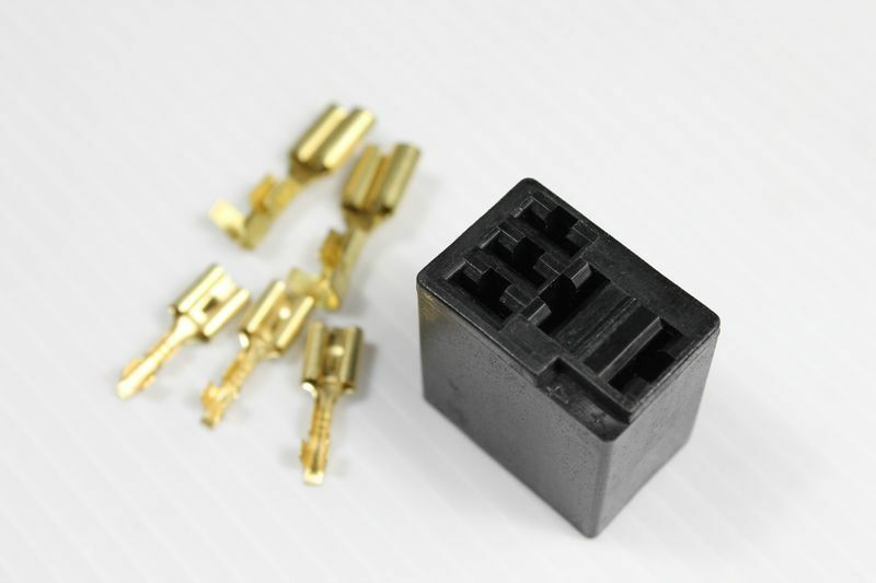 5 PINS MICRO RELAY CONNECTOR