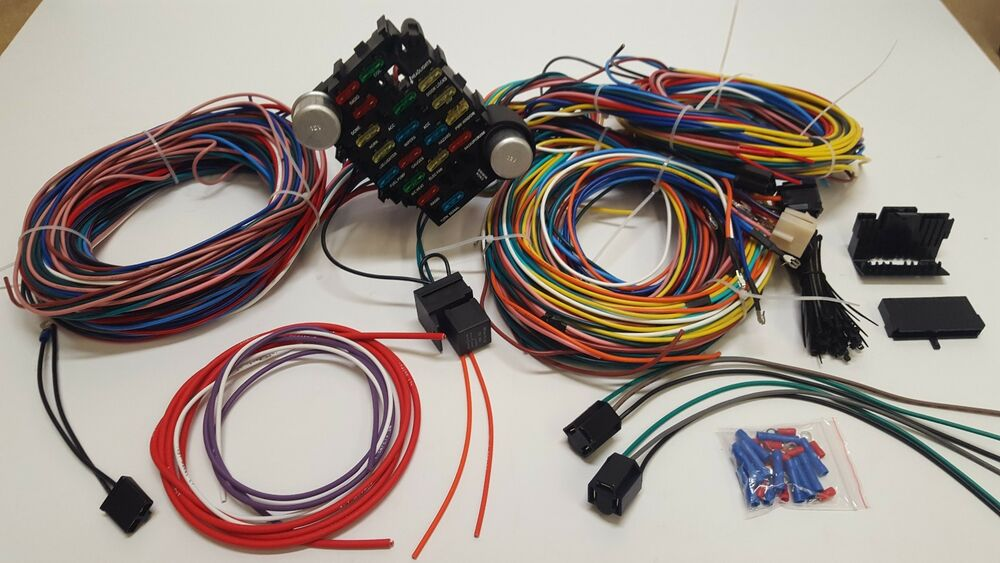 1965 Mustang Painless Wiring Harness