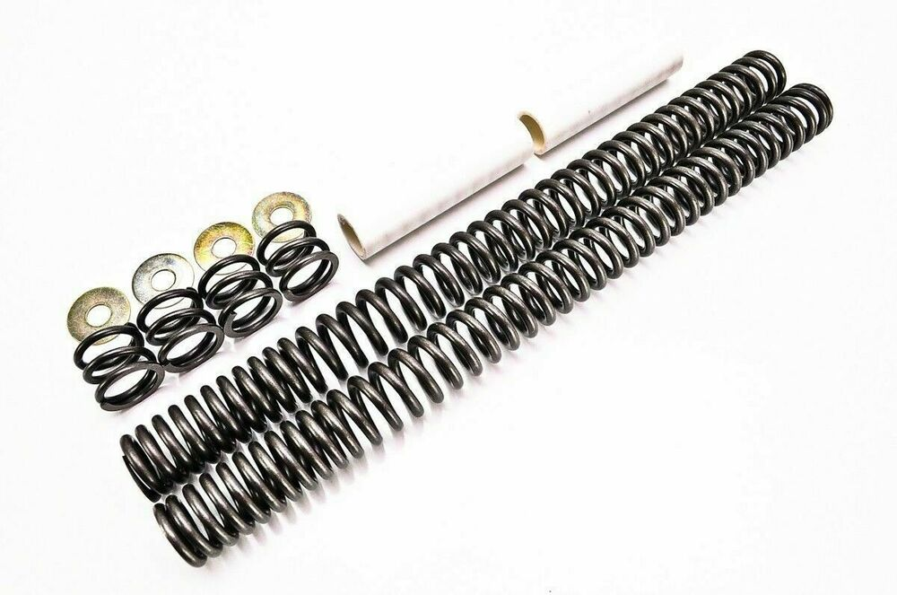Progressive 10-1561 Lowering Front Fork Springs Kit Harley