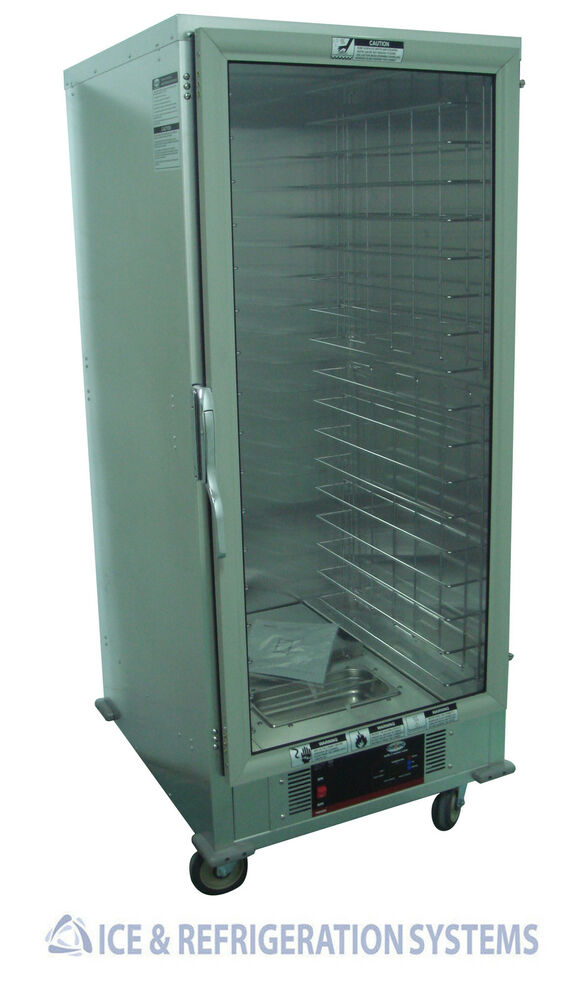 COZOC 17 PAN COMMERCIAL FULL SIZE PROOFER CABINET NON