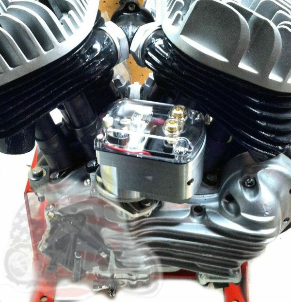 Kickstart Harley Magneto Ignition System - Year of Clean Water