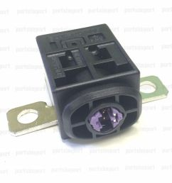audi a4 a5 a6 q5 q7 battery fuse overload protection trip brand new 4f0915519 ebay [ 1000 x 809 Pixel ]