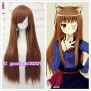 spice and wolf holo long straight