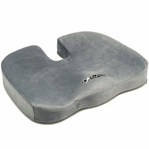 chair cushion foam gold universal covers new seat support pillow pain car airplane details about travel office