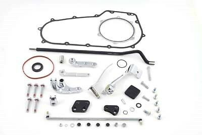 Reduced Reach Forward Control Kit, Chrome, Fits: FXD 2006