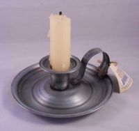 Farmhouse Taper Holder, Metal Vintage-Style Taper Candle ...