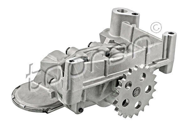 Engine Oil Pump Fits CITROEN C3 Pluriel I 1 C2 Berlingo