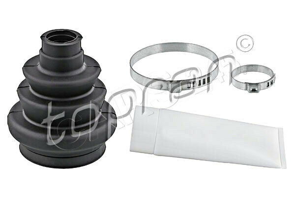 Front Axle Drive Shaft CV Boot Kit Fits OPEL Signum Vectra