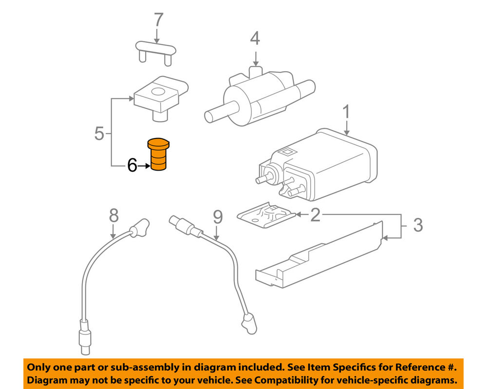 medium resolution of details about gm oem emission m a p sensor seal 16194007