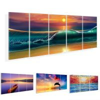 FRAMED Modern Picture Abstract Art Canvas Prints Wall ...