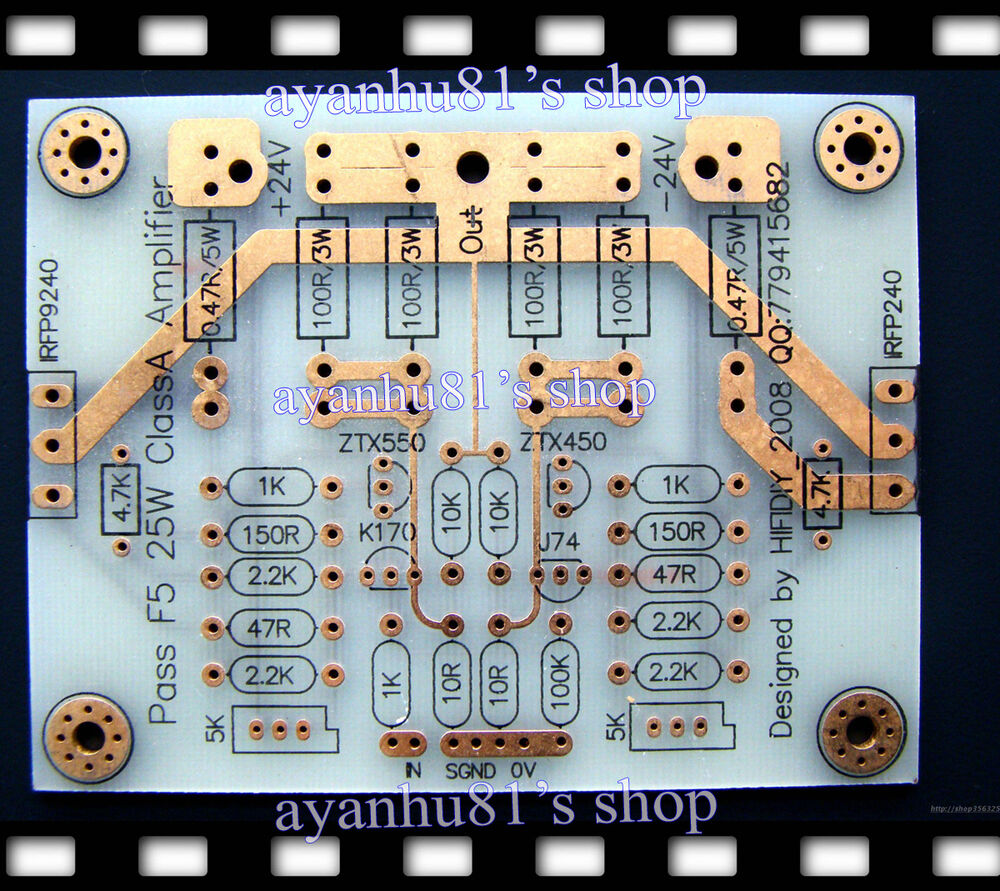 Circuit Power Supply For 25w Power Amplifier Based Mosfet Power Supply