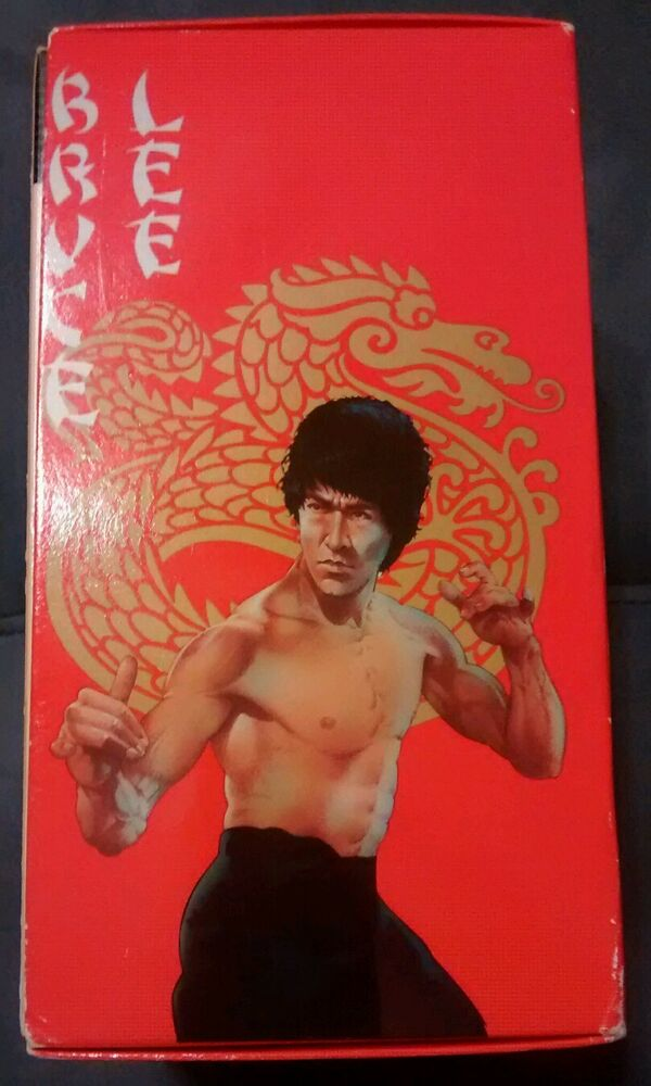 BRUCE LEE VHS COLLECTION EBay
