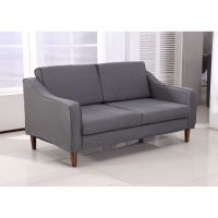 HOMCOM Sofa Chaise Lounger Living Room Couch Lounge Dorm ...