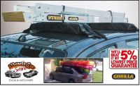 Gorilla Ladder Kyak Temporary Car Roof Rack GOR