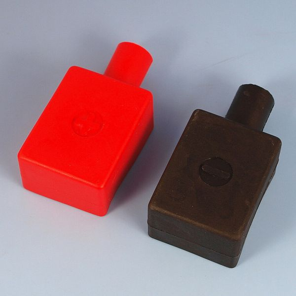 High Quality Pair Battery Terminal Covers Classic Car
