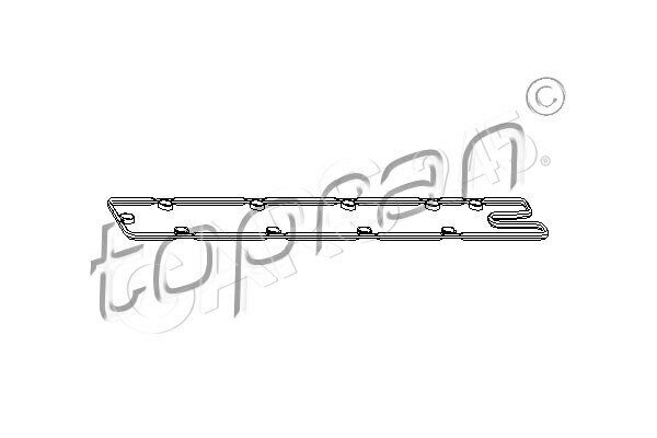 Seal Gasket for rocker cover Fits CITROEN C5 Xsara PEUGEOT