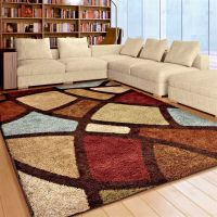 RUGS AREA RUGS CARPET FLOORING AREA RUG HOME DECOR MODERN ...