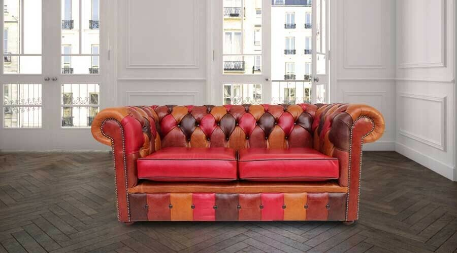 chesterfield sofa buy uk moooi 2 seater aniline old english patchwork ...