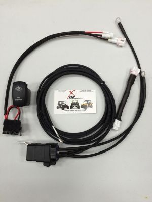YAMAHA YXZ 1000 FAN OVERRIDE WIRING HARNESS KIT | eBay